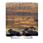 Peaceful Ripples Shower Curtain