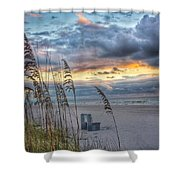 Peaceful Thoughts  Shower Curtain