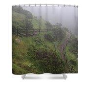 Peaceful Trail Shower Curtain