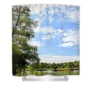 Peaceful View - Bradfield Park 18-37 Shower Curtain