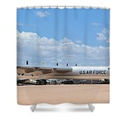 Peacemaker Shower Curtain