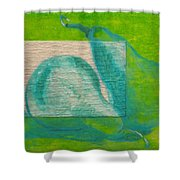 Pear Gem 1 Shower Curtain