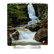Pearl Cascade Shower Curtain