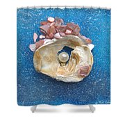Pearl Of The North Sea Sylt No 0 Shower Curtain