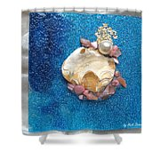 Pearl Of The North Sea Sylt No 1 Shower Curtain