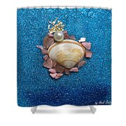 Pearl Of The North Sea Sylt No 2 Shower Curtain