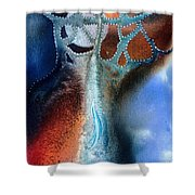 Pearl Of The Orient Shower Curtain