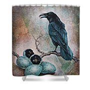 Pearl Of Wisdom Shower Curtain