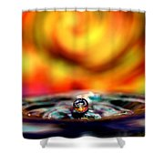 Pearl Water 2 Shower Curtain