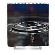 Pearl Water Drop - From Sink Shower Curtain