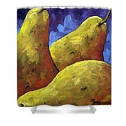 Pears For You Shower Curtain