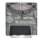 Pebble Beach National Pro-am I Shower Curtain