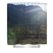 Pech Cardou Magical Drive Shower Curtain