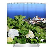 Pedreira Do Nordeste Shower Curtain by Gaspar Avila
