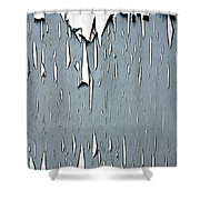 Peeling Paint 1 Shower Curtain
