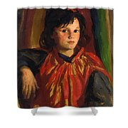Pegeen 1926 Shower Curtain