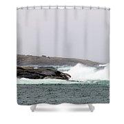 Peggys Cove 6135 Shower Curtain