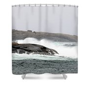 Peggys Cove Lighthouse 6138 Shower Curtain