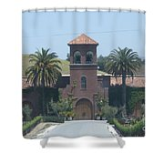 Peitre Santa Winery Shower Curtain