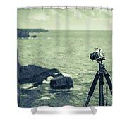Pembrokeshire Coast National Park 2 Shower Curtain
