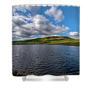 Pendle View Shower Curtain