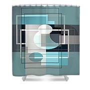 Penman Original-1270 Shower Curtain