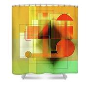 Penman Original-1275 Shower Curtain