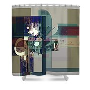 Penman Original-1282 Shower Curtain