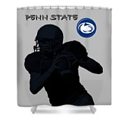 Penn State Football Shower Curtain