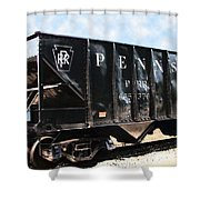 Pennsylvania Hopper Shower Curtain