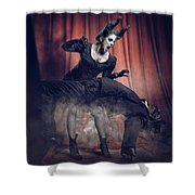 Penny Dreadful Shower Curtain