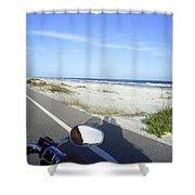 Pensacola Ride Shower Curtain