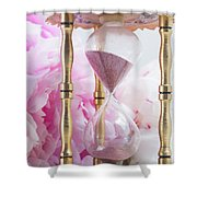 Peony Time Shower Curtain