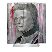 People- Lizzie Borden Shower Curtain