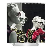 People - Mannequins Shower Curtain