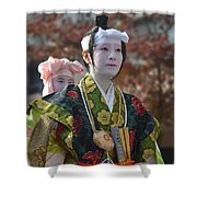 People Of Past Eras 2 Shower Curtain