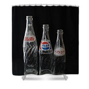 Pepsi Bottles Shower Curtain