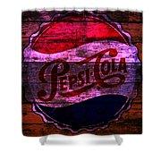 Pepsi Cola 1a Shower Curtain