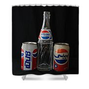 Pepsi Cola Shower Curtain