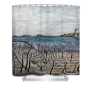 Perfect Cast Shower Curtain