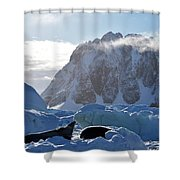Perfect Day. Shower Curtain
