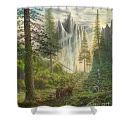 Perfect Day Shower Curtain