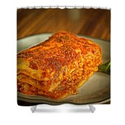 Perfect Food Shower Curtain