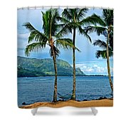 Perfect Hang Out Shower Curtain