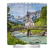 Perfect Idyll Shower Curtain
