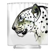 Perfect Profile Shower Curtain