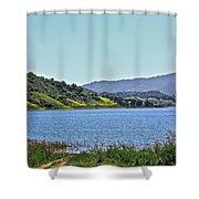 Perfect Spring Day Shower Curtain