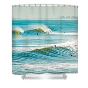 Perfect Surf Shower Curtain