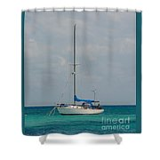 Perfect Waters Shower Curtain