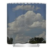 Perfect Weather Shower Curtain